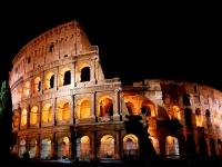 9696 Colosseum Rom Italien